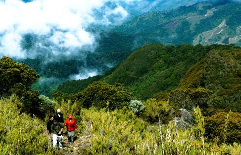 San Gerardo, Costa Rica is pure mountain paradise