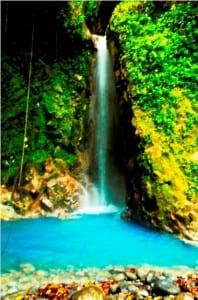 Buenos Aires Waterfall at Sensoria