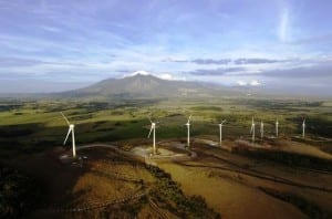 Guanacaste wind energy farm