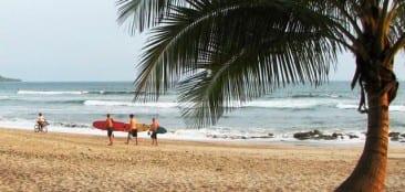 Costa Rica surfing paradise: Malpaís and Santa Teresa