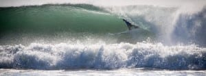 Surfing Playa Guiones, image by surfing nosara