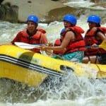 Balsa River rafting Arenal Costa Rica