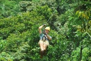 Canopy tour Manuel Antonio