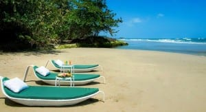 Le Cameleon Hotel on Playa Cocles, South Caribbean, Costa Rica