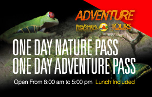 Hacienda Guachipelin has best Guanacaste, Costa Rica Adventure Tours