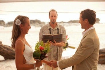 Santa Teresa is top place for Costa Rica destination weddings