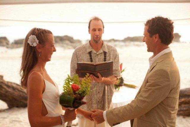 Santa Teresa is top place for Costa Rica destination weddings