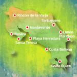 Enchanting Hotels Map