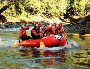 Copa Teva Rafting 2014