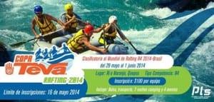 Copa Teva Rafting 2014 Costa Rica