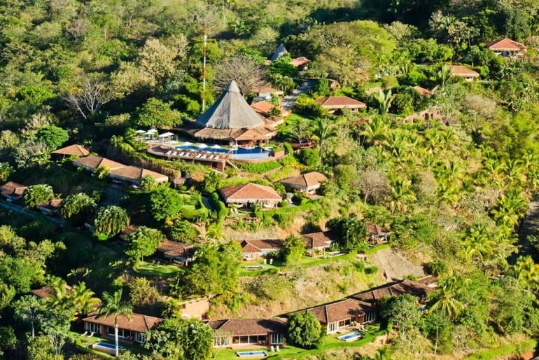 Five favorite eco hotels in Costa Rica