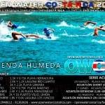 Open water Costa Rica schedule 2014