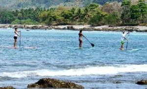 SUP Santa Teresa Costa Rica