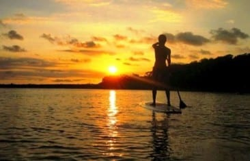 Go Stand-Up Paddling in Santa Teresa Costa Rica