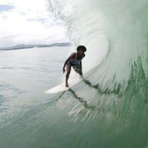 Surfing Caribbean Coast, image by Costa Rica Escapades
