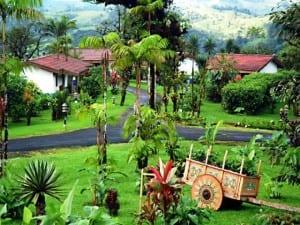 Villa Blanca Cloud Forest Hotel