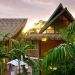 Bali style at L'acqua Viva Resort and Spa, Nosara, Costa Rica