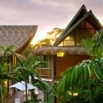 Bali style at L'acqua Viva Resort and Spa, Nosara, Costa Rica