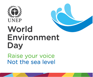 Raise your voice on World Environment Day