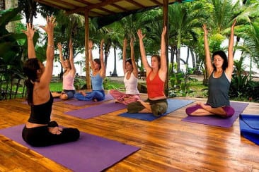 Not sure about yoga? Get hooked on a Costa Rica yoga vacation.