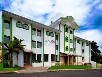 Cocoon hotel in San Jose Costa Rica
