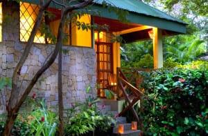 Beach bungalow, Hotel Tropico Latino