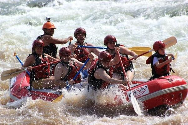 Rafting Balsa River Arenal Costa Rica