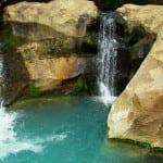 Waterfall Chorreras at Rincon de la Vieja