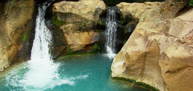 Rincon de la Vieja National Park waterfalls show off in Costa Rica green season