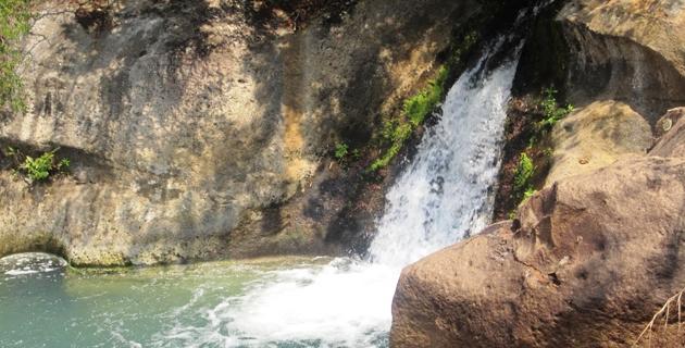 Waterfall Victoria at Rincon de la Vieja