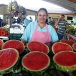 Atenas Costa Rica farmers' market