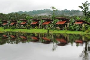 Maquenque Eco-lodge bungalows