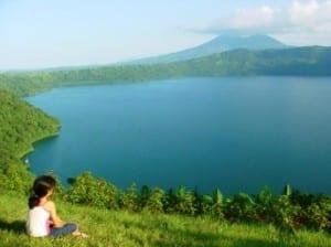 Nicaragua - lake
