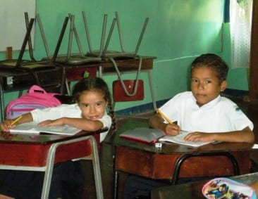 Costa Rica sustainable development helps schools, youth, turtles & monkeys