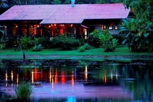 Romantic Maquenque Eco-Lodge Costa Rica