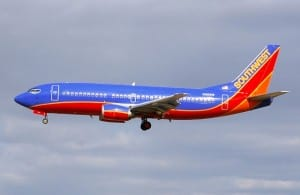 Southwest Airlines, image by Southwest