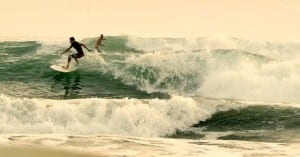 Surfing in Santa Teresa Costa Rica