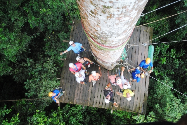 Arenal Volcano canopy zip-line tour & 5 ideas for your family Christmas vacation to Costa Rica ...
