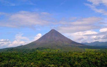 Five dream Costa Rica adventure travel vacations