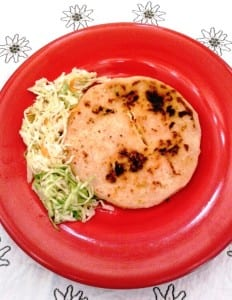 Pupusas of El Salvador