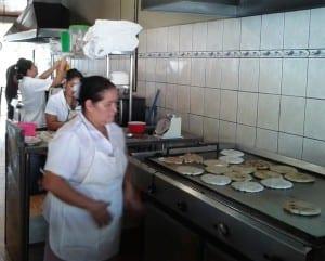Fiesta de Pupusas in Atenas Costa Rica