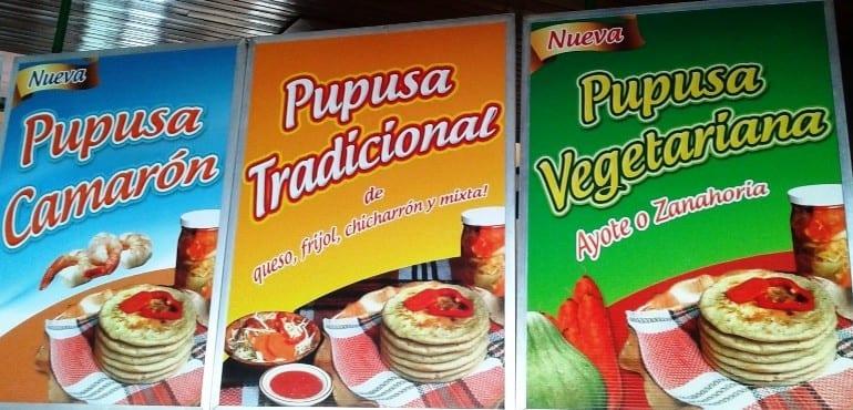 Wonderful Pupusas of El Salvador!