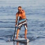 Stand up paddle games Manuel Antonio