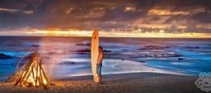 Surfing Guanacaste Costa Rica