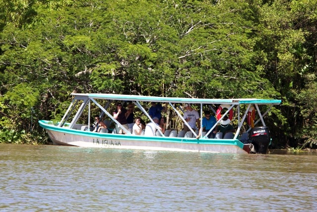 Tamarindo Wildlife Refuge boat tour