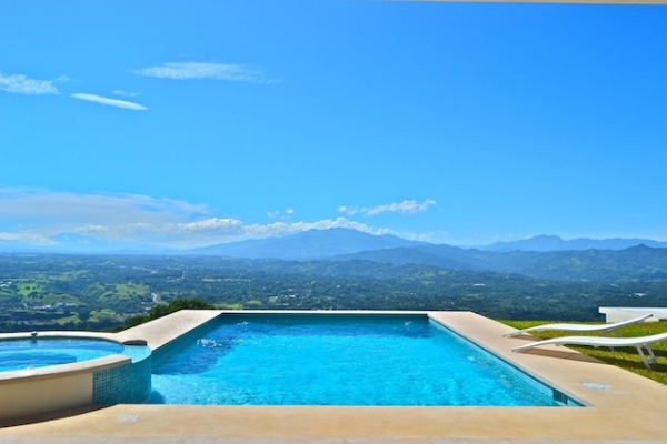 Vacation rentals are the new way to stay in atenas costa rica for Costa rica vacation homes
