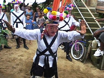 Christmas in Belize - Garifuna Wanaragua ritual