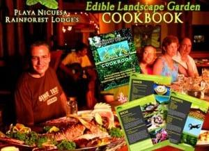 Edible Landscape Cookbook at Nicuesa Lodge