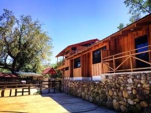 New rooms at Hacienda Guachipelin 2014