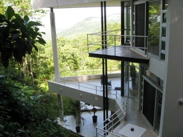 Costa Rica property for sale in rainforest eco-community Portasol